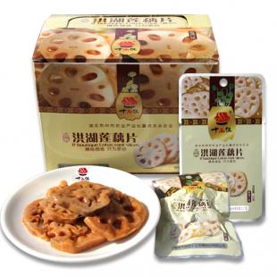 33克洪湖莲藕片(麻辣味)