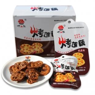 30克烤莲藕(孜然味)