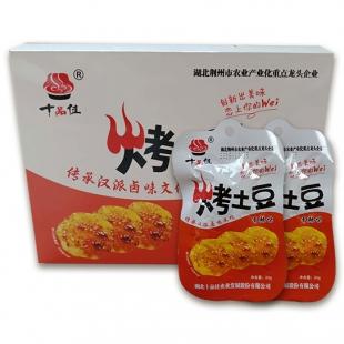 24g烤土豆(香辣味)