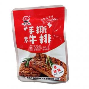 武汉手撕素牛排香辣味