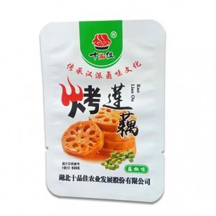 荆州散称烤莲藕(藤椒味)