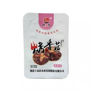 烤香菇(麻辣味)