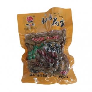 200克秘卤花生(五香味)